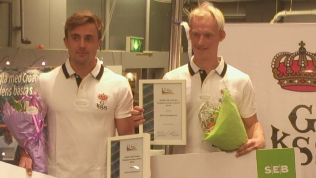 Emil och Anders OS-klubbens Ungdomsstipendium