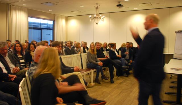 Medverkande i boken Känslans kraft i företagskulturen i samtal med Ingvar