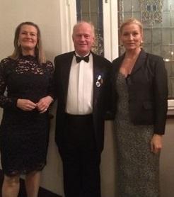 Eva, Jessica och Ingvar Företagargillet 2016